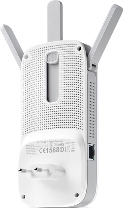 TP-Link RE450 v3.0, AC1750 Dual Band Wireless Wall Plugged Range Extender