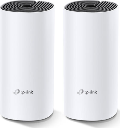 Tp-Link Deco M4 v2 (2-Pack) AC1200 Whole Home Mesh Access Point Wi-Fi System