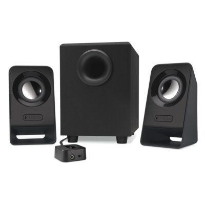 Logitech Z213 2.1 Speakers (BLACK) (LOGZ213)