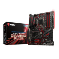 MSI Z390 GAMING PLUS Motherboard ATX LGA1151