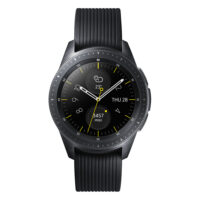 Watch Samsung Galaxy R810 42mm Black EU