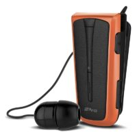 iPro Handsfree RH219s Bluetooth Black/Orange (RH219SBK/O) (IPRORH219SBK/O)
