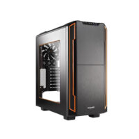 Be Quiet Case Silent Base 600 Window Orange (BGW05) (BQTBGW05)