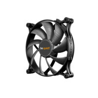 be quiet! Shadow Wings 2 case fan 140mm Black (BL086) (BQTBL086)