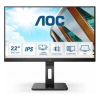 "AOC 22P2Q Led FHD Business Monitor 22"" with Speakers (22P2Q) (AOC22P2Q)"