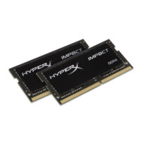 Kingston RAM HyperX Impact DDR4-2666 SODIMM 16GB (1X8GB) (HX426S15IB2/16)