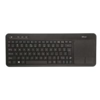 Trust Veza Wireless Keyboard with touchpad (20960) (TRS20960)