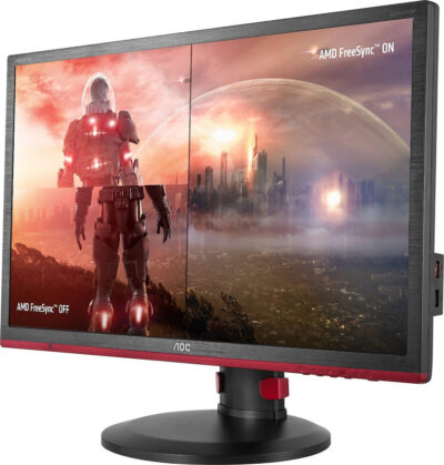 AOC G2460PF Gaming Monitor 24'' with speakers (G2460PF) (AOCG2460PF)
