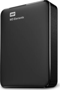 "Western Digital Elements 2 TB USB 3.0 (Black 2.5"") (WDBU6Y0020BBK-WESN)"