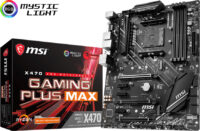 MSI X470 GAMING PLUS MAX (AM4) (7B79-017R) (MSI7B79-017R)