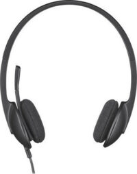 Logitech H340 Headset (Black, Wired) (LOGH340)