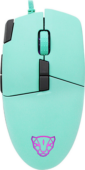 Motospeed V200 Wired Gaming Mouse Green