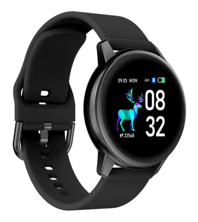 """HIFUTURE smartwatch HiMATE, 1.4"""", IP68, heart rate monitor, μαύρο"""