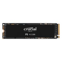 Crucial SSD P5 500GB 3D NAND NVME PCIe M.2  (CT500P5SSD8) (CRUCT500P5SSD8)