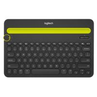 Logitech K480 Bluetooth Keyboard EN-US (Black) (LOGK480BLK)