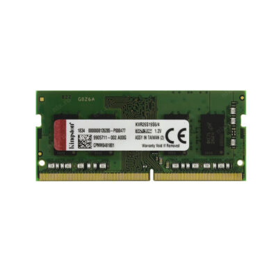 Kingston RAM DDR4-2666 4GB SODIMM (KVR26S19S6/4) (KINKVR26S19S6/4)