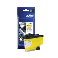 Brother Μελάνι Inkjet LC-3239XLY Yellow (LC-3239XLY) (BRO-LC-3239XLY)