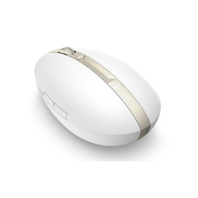 HP Spectre Rechargeable Mouse 700 (Ceramic White) (4YH33AA)