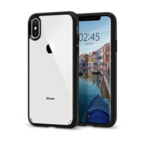 Spigen Ultra Hybrid iPhone X/XS Matte Black (063CS25116) (SPI063CS25116)