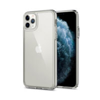 Spigen Ultra Hybrid iPhone 11 Pro Crystal Clear (077CS27233) (SPI077CS27233)