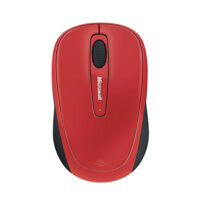 Mouse Microsoft Mobile 3500 Red (GMF-00196)