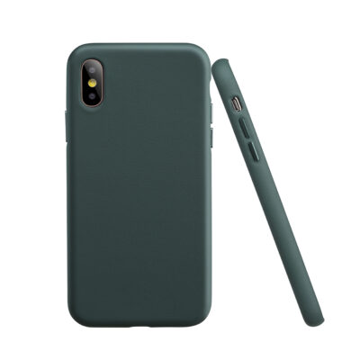 Garbot Cerium Nappa Leather Case for IPhone XR Green (SC-NFE-00011) (GARSC-NFE-00011)