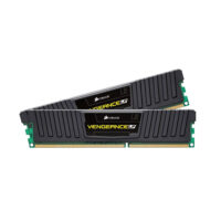 Corsair Vengeance® Low Profile — 16GB Dual Channel DDR3 Memory Kit (CML16GX3M2A1600C10)