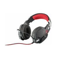 Trust GXT 322 Carus Gaming Headset - black (20408) (TRS20408)