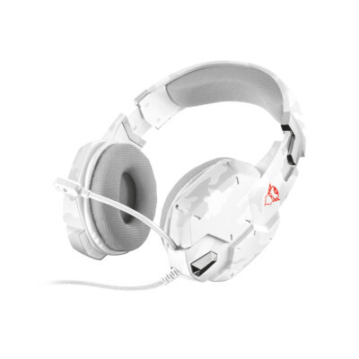 Trust GXT 322W Carus Gaming Headset - snow camo (20864) (TRS20864)