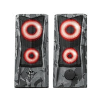 Trust GXT 606 Javv RGB-Illuminated 2.0 Speaker Set (23379) (TRS23379)