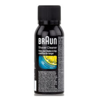 Braun Shaver Cleaning Spray Lemonfresh Formula 100ml (213475) (BRA196343)