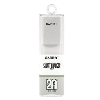 Garbot Grab&Go mobile device charger White Indoor (C-05-10202) (GARC-05-10202)