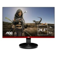 """AOC G2590VXQ Led FHD Monitor 25"""" with Speakers (G2590VXQ) (AOCG2590VXQ)"""