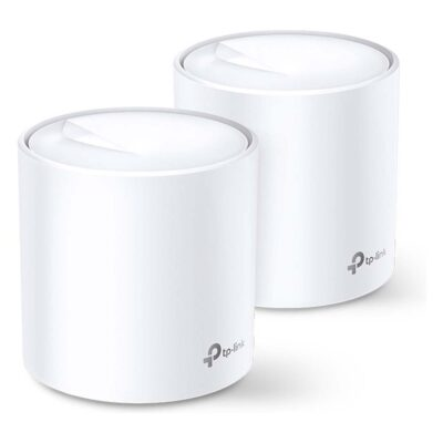 TP-LINK Access Point Tp-Link Deco X20 v1 Whole Home Mesh Wi-Fi 6 System AX1800 (2pack) (DECO X20(2-PACK)) (TPDECOX20-2PACK)