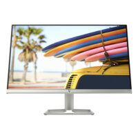 """HP 24fw LED IPS Monitor 24""""  with Speakers (White) (4TB29AA) (HP4TB29AA)"""